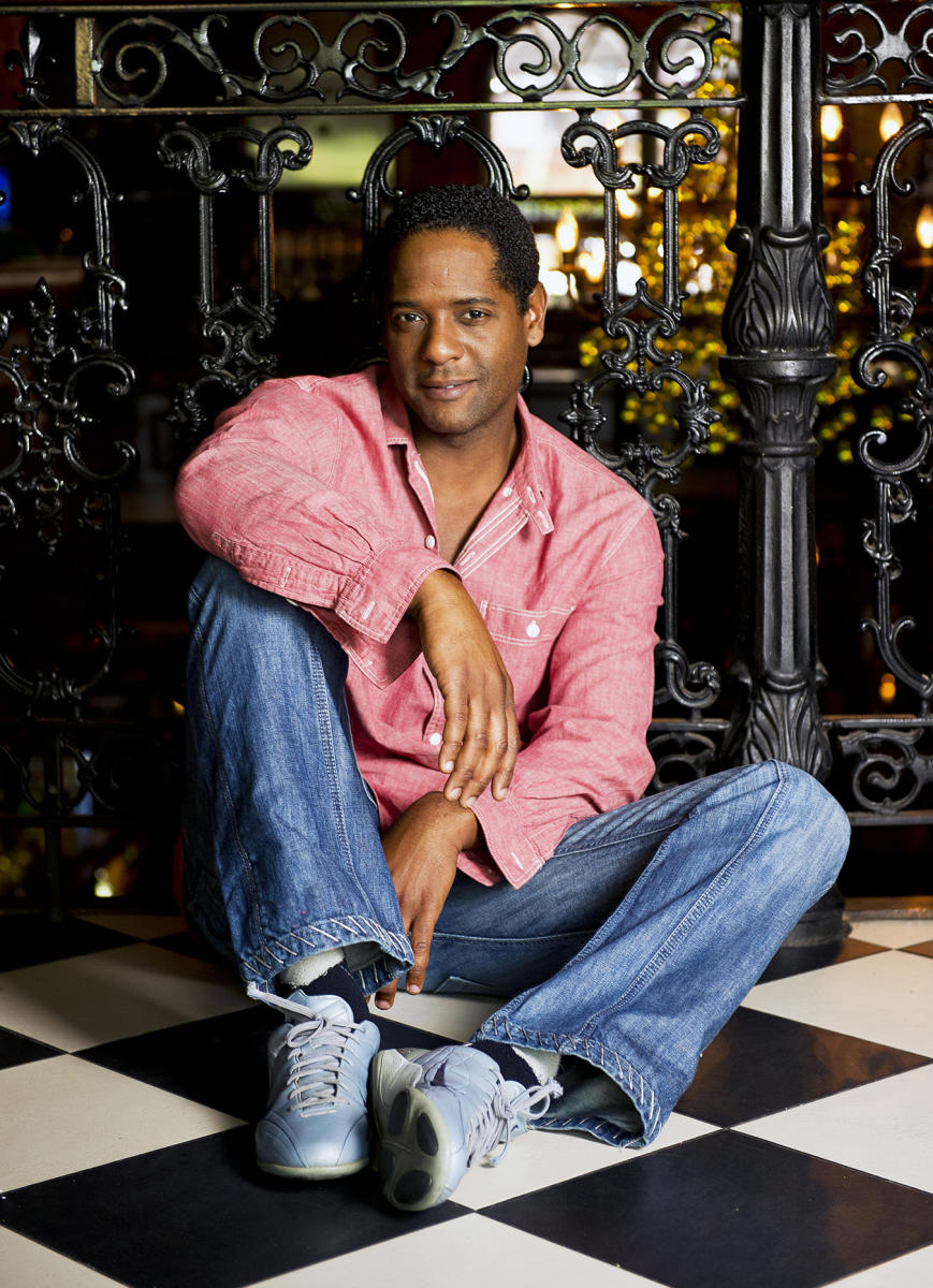 Actor Blair Underwood by Michael Sofronski Photography