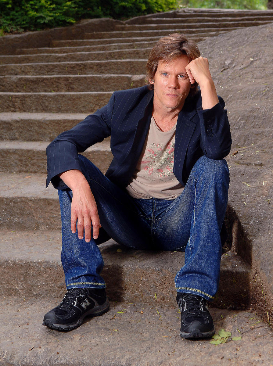 Actor Kevin Bacon by Michael Sofronski Photography
