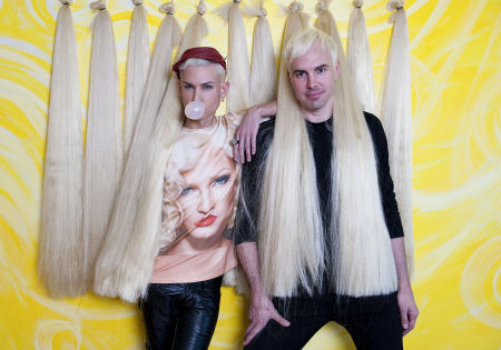 The Blondes designers by Michael Sofronski Photography