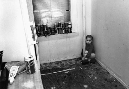 New York city poverty series by Michael Sofronski Photography