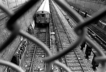 Subway surfers, Gravesend Brooklyn by Michael Sofronski Photography