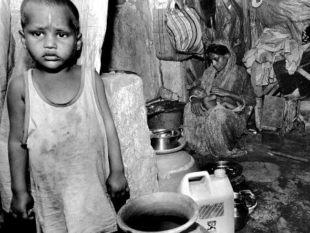 India poverty UNICEF by Michael Sofronski Photography